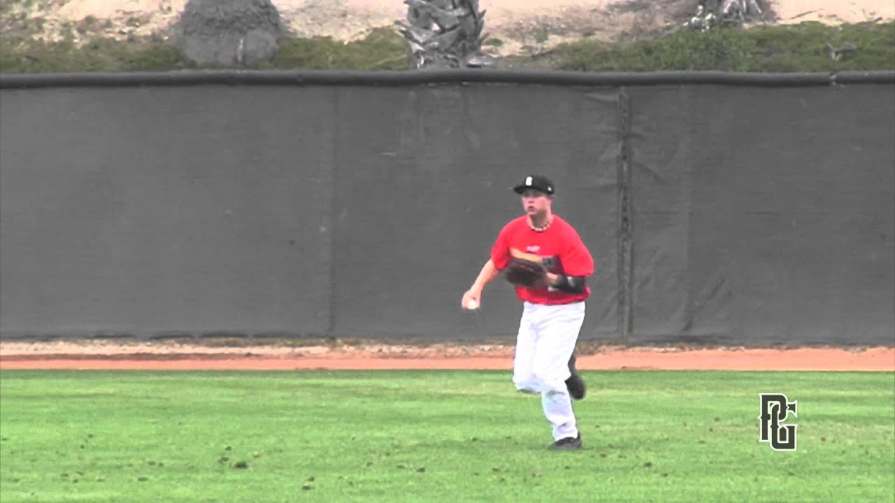 Jack Jeffries 2014 Perfect Game Sunshine West Showcase 2013