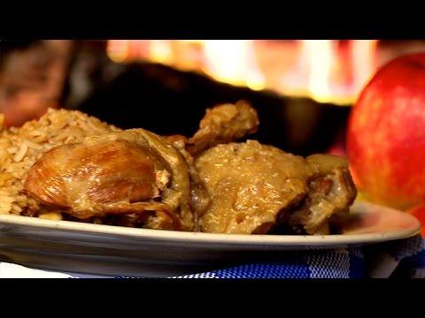 poulet-à-la-moutarde-et-au-cidre