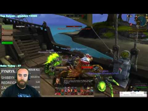 Battle for Azeroth (Beta): ISLAND EXPEDITIONS ARE AWESOME! - Level 120 Fury Warrior Gameplay