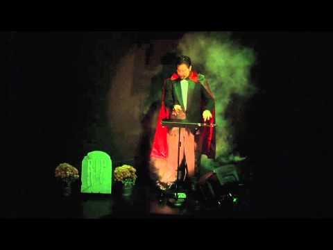 Laguna Concert Band 2011 Halloween Clip 9   Transylvanian Lullaby