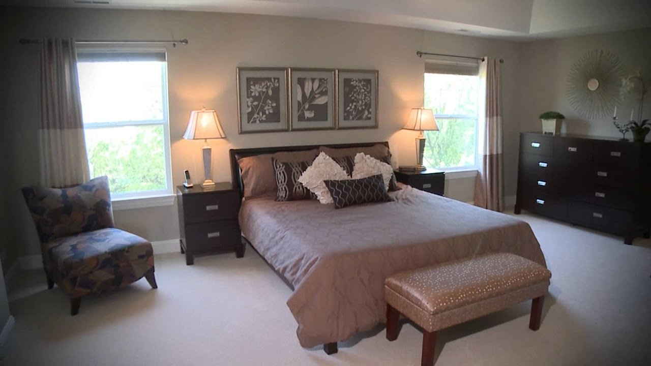 Master Bedroom Design Ideas by HomeChannelTV.com - YouTube