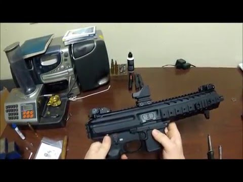 "SIG MPX BREAK DOWN VIDEO ""There are AR parts in my MPX?!?"""