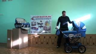 Обзор детской коляски Reindeer Twin
