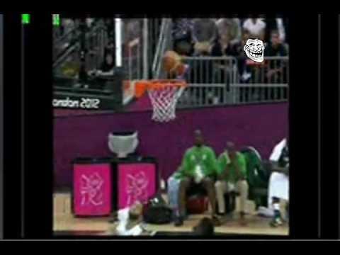 Basquete Americano Melhores Momentos Contra Argelia Olimpíadas 2012