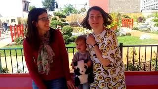 Китайски с Маша и Пандата - урок 14, диалог
