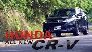 HONDA CR-V 1.5 VTi-S 全新地球夢 渦輪動力上身 試駕- 廖怡塵【全民瘋車Bar】60