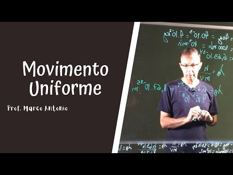 Movimento Uniforme from YouTube · Duration:  12 minutes 24 seconds
