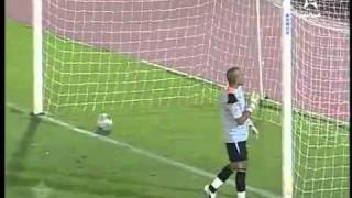 Cel mai ciudat gol din penalty! Incredibil