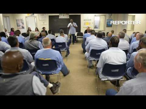 Inmates at #CaliforniaStatePrisonSolano speak about what they have learned about themselves after gr