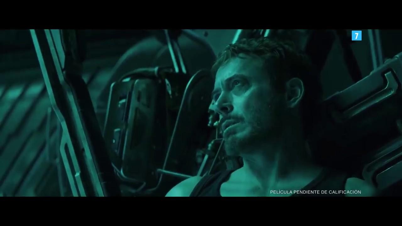 VENGADORES 4 Trailer Espanol DOBLADO 2019 720p
