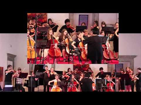 J. S. Bach ⁄ Ch. Gounod Ave Maria For String Orchestra, Piano And Organ