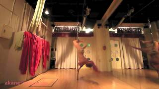 akane platinum pole dance 2013