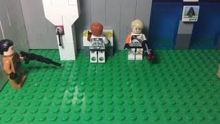 Lego John Wick And His Tales  Part 1