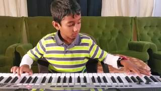 Chittu Kuruvi Song (Puthiya Paravai Movie) - Keyboard by Taran