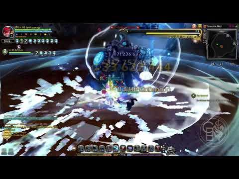 Dragon Nest INA Granome Nest CAP LVL.95 Gladiator With Sniper