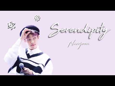 BTS RM version of Serendipity
