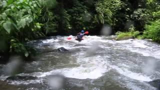 Telaga waja river rafting(BMW)