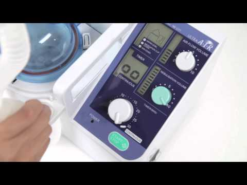 Omron Ultrasonic Nebulizer NE-U17