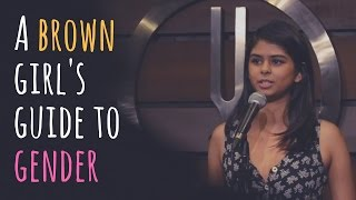 """A Brown Girl's Guide to Gender"" - Aranya Johar (Women's Day Special)"