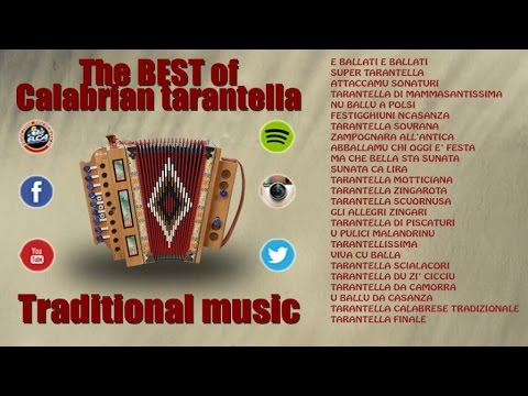The best of Calabrian tarantella - Traditional music