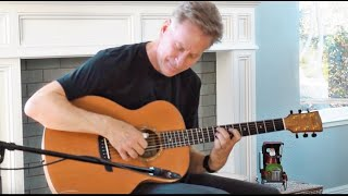 Have Yourself A Merry Little Christmas -- solo fingerstyle acoustic guitar
