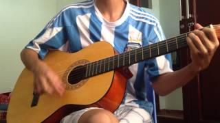 Vịt con online - Cover guitar