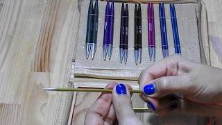 KnitPro Zing / Съемные круговые спицы