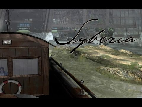 Syberia Walkthrough - Train Winder - Barrockstadt (Part 8)