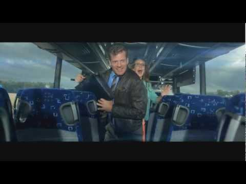 "Epic Bus Ad from Denmark (English Subtitles - HTML5)  Midttrafik - ""The Bus"""
