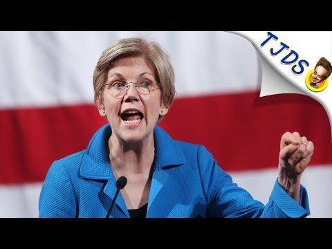 Elizabeth Warren Denounces Bill Making Israel Protests Illegal