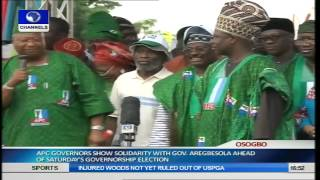 Osun Guber Election: APC Holds Mega Rally Pt.15