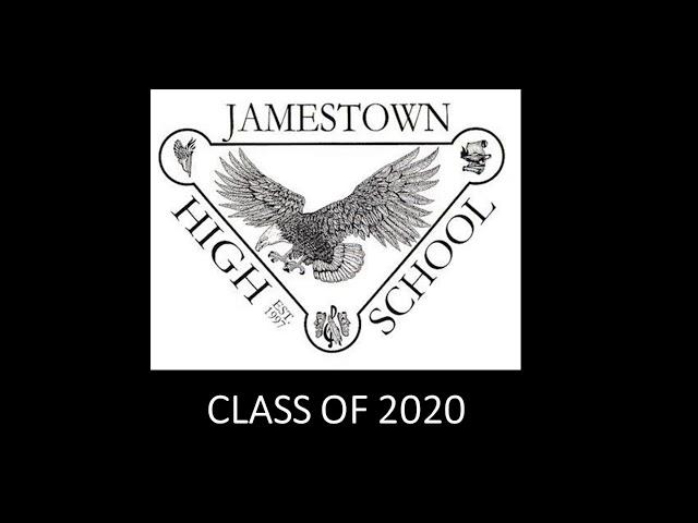 Jamestown High School Class of 2020 Graduation
