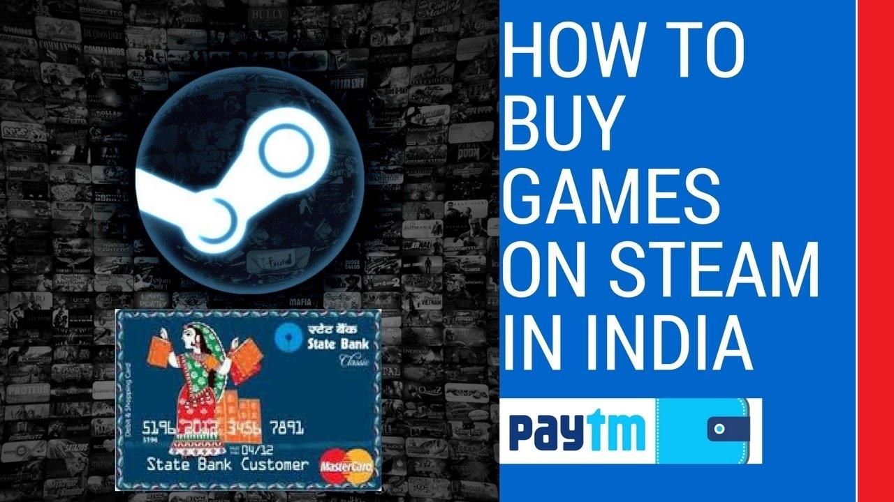 Buy steam credit online