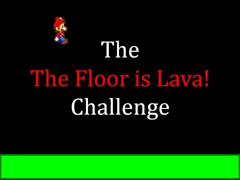 SM64DS: The Floor Is Lava!