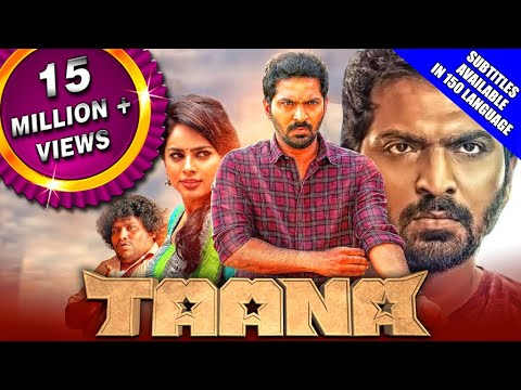 Download Taana 2021 New Released Hindi Dubbed Movie | Vaibhav, Nandita Swetha, Sandra Amy, Yogi Babu