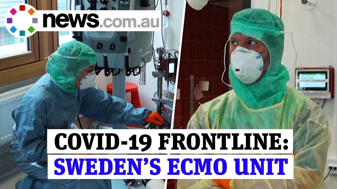 COVID-19 frontline: Swedish doctor discusses challenge of treating patients