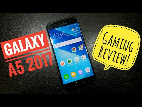 Samsung Galaxy A5 2017 indonesia   review.