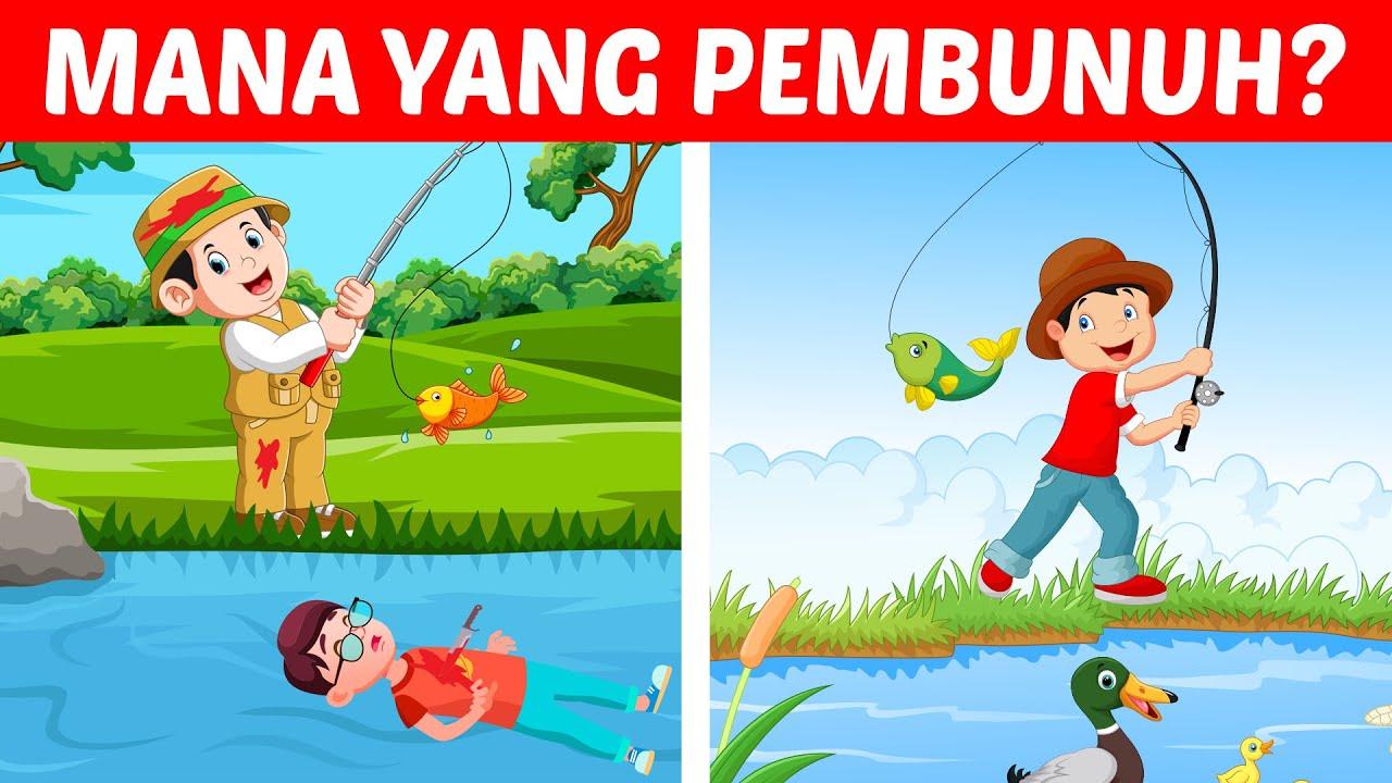 SUPER DUPER SUSAH BANGET! TEKI-TEKI LOGIKA SULIT INI PASTI BIKIN PUSING