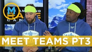 Meet the next four teams competing in The Amazing Race Canada | Your Morning
