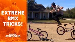 Awesome Bmx Tricks