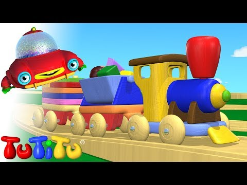 TuTiTu Toys | Wooden Train