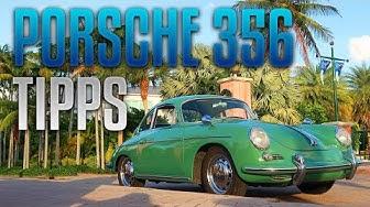 The BM – Porsche 356 C im Detail    Vorstellung, Erfahrungen, Tipps   VLOG 156