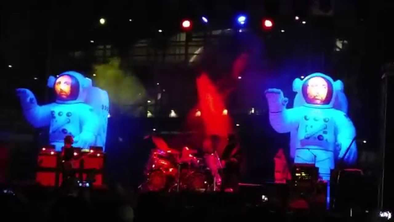 Primus - Ænima (Tool cover) with Danny Carey - Riot Fest Denver 2014