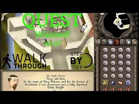 runescape quest guide old school