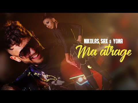 Nikolas Sax 👑  feat YONA  💋 - Ma atrage Guest Hamude & Bobicioiu | Official Video | 4k 2020 🔥
