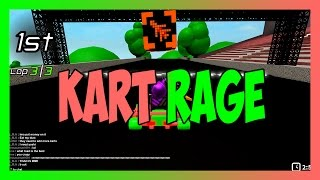 I CANT BELIEVE THAT HAPPENED! | Kart Rage | Roblox Mario Kart? | iBeMaine