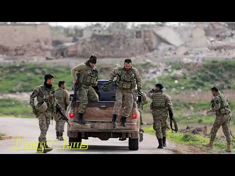 Daily News - Turkish military says has encircled Syria's Afrin town