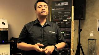 Line 6 XD-V75 Digital Wireless Microphone Systems