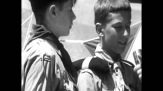 World Jamboree 1963 Belgium starring Rik Verhaeghe & JL Dehaene