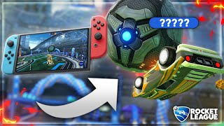 Le MEILLEUR Freestyler Nintendo Switch m'a défié en 1vs1 HORSE - Rocket League